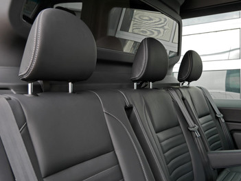 Mercedes-Benz Sprinter - headrests (Larg