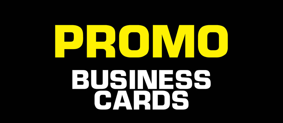 PROMO —Business Cards