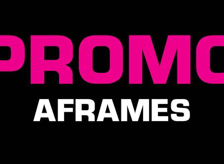 PROMO —A-FRAMES