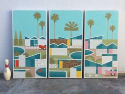 The Village Triptych