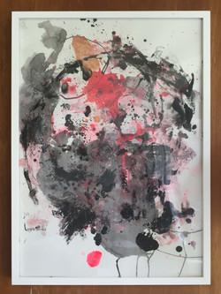 Acrylic- Aaron Bueso