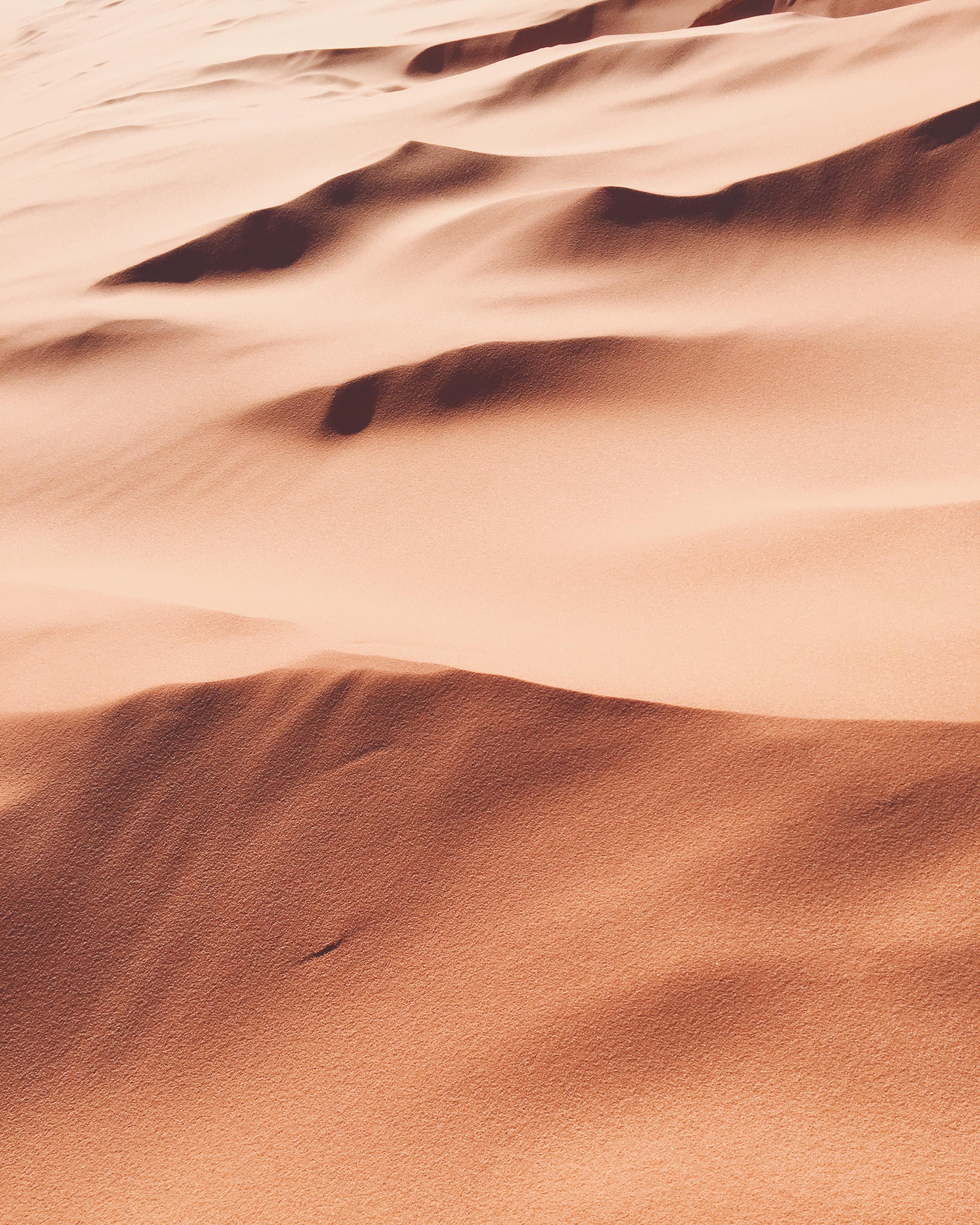 Sand Dune meditation