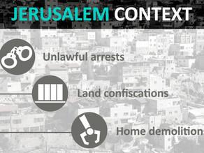 Grassroots Jerusalem seeks to resist Israeli occupation while avoiding the 'INGO industria