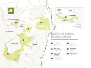 National Parks in Jerusalem