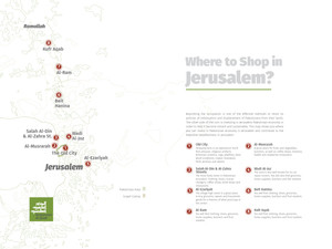 Where to shop in Jerusalem?