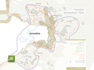 """Greater Jerusalem"" plan"