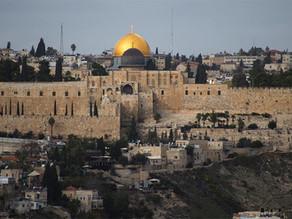 A reading into the story of Jerusalem