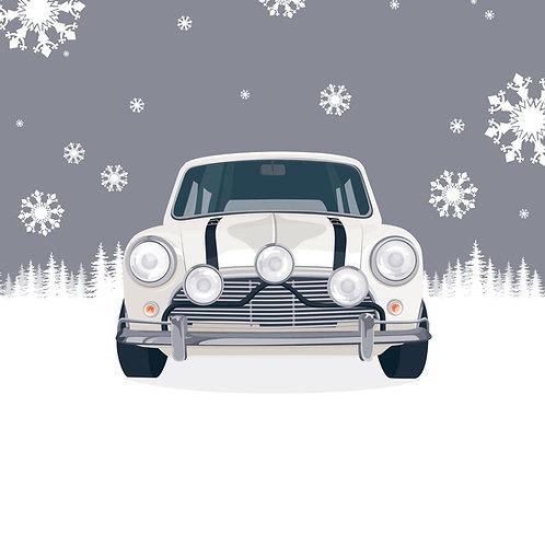 A WINTERS TALE – SINGLE CHRISTMAS CARD
