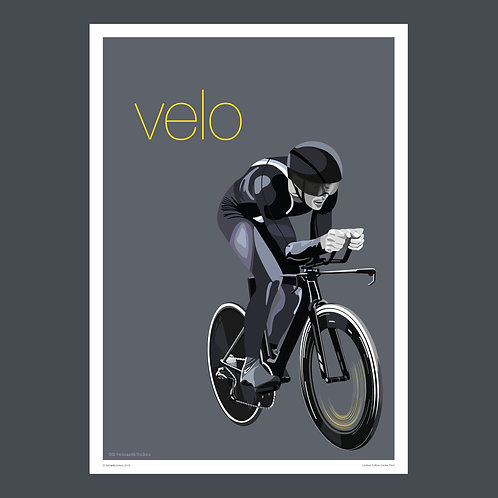 VELO - A2 POSTER