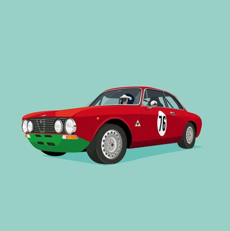 Alfa GTV2000