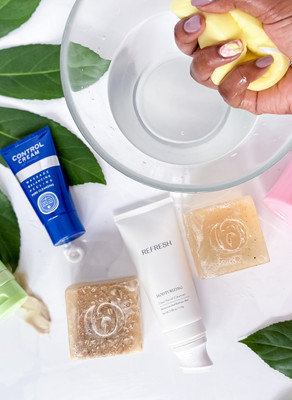 So you want a cleanser that is effective and not harsh?
