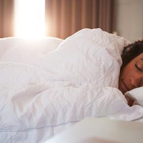 How sleeping better, helps achieve better skin...