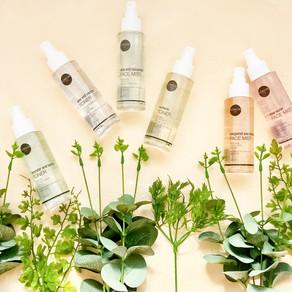 Introducing Corium Skincare's Face Mists & Toners