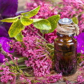 The benefits of essential oils...