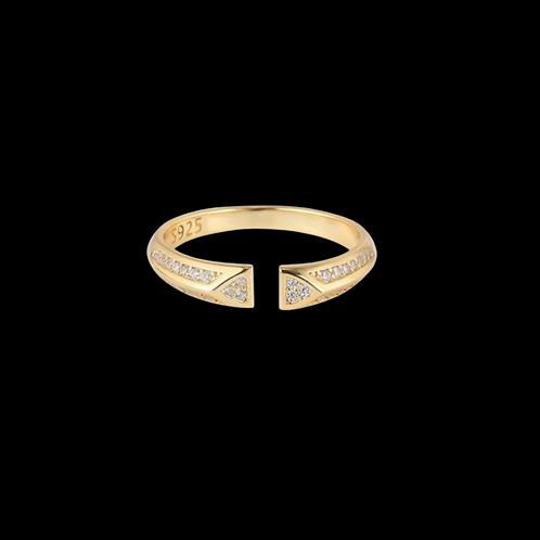 Emmêlé Ring