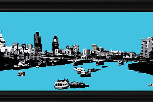 Across the Thames - London