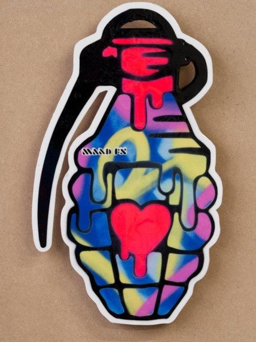 MAAD L.O.V.E. grenade for love blast