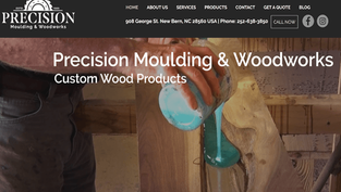 Precision Moulding and Woodworks