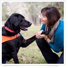 Meet Dr. Joyce Gerardi,  Kindred-Canines in Motion