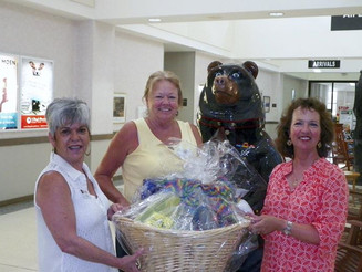 Peggy Buland Wins CBC's Expo Gift Basket
