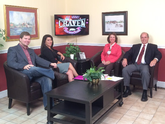 CBC Day at All About Craven on Tuesday, October 27, 2015