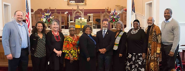 AAHC Board Members and Guest Speakers an