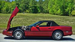 Classic Corvette