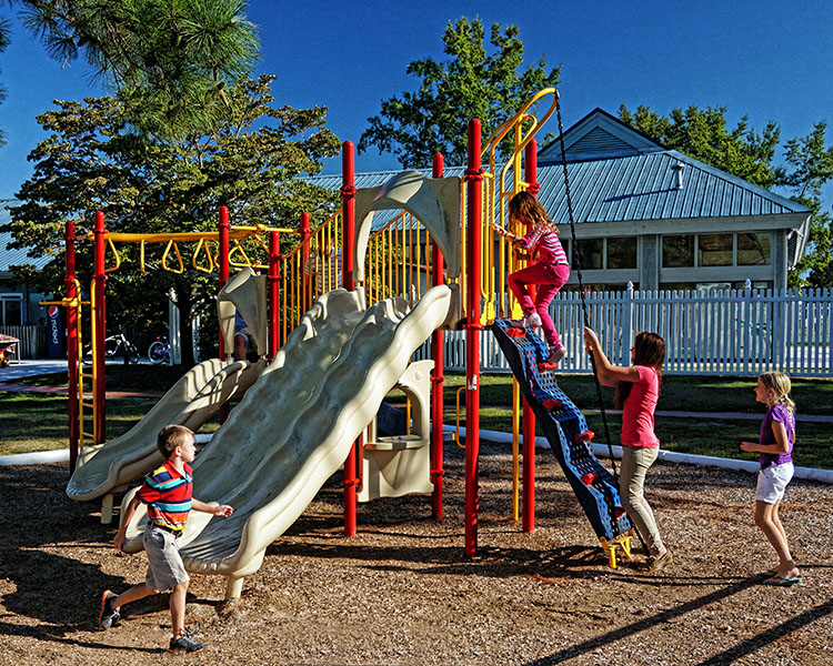 Jungle Gym at Broad Creek Recreation