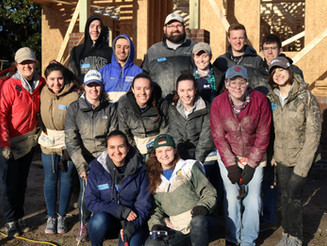 CBC member Resort Management Group Gives back to Habitat for Humanity