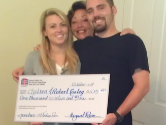 Military on the Move (MOM) rebate assists another buyer...