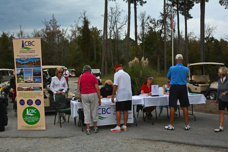 Checking in at CBCFH golf Tournament.jpg