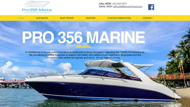 Pro 356 Marine