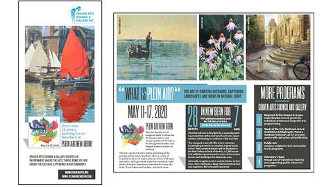Arts Council brochure