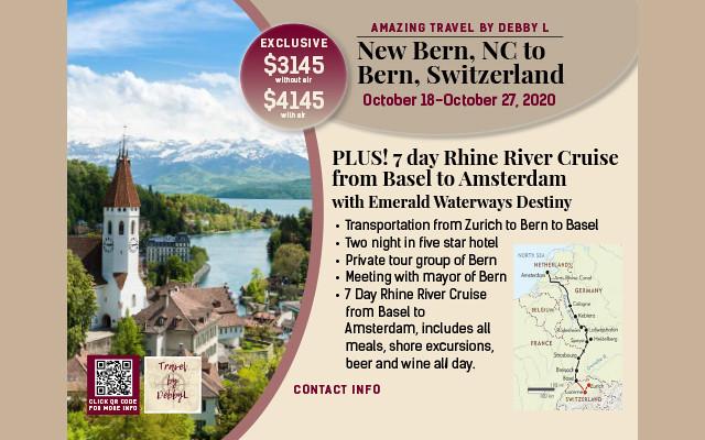 TravelbyDebbyL Flyer