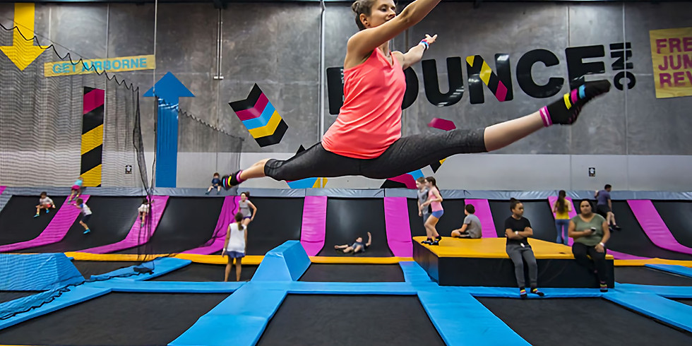 Young Explorers To Altitude Trampoline Park
