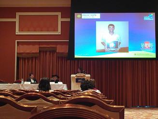 Margaret Rose Presents at  Global Real Estate Event