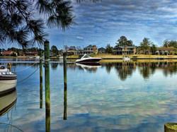 Boat watchers paradise