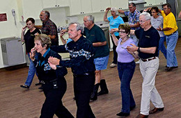 Photo Of Couples Dancing In Retirement Community - Fairfield Harbour