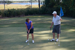 Golf at Harbour Pointe Golf Club