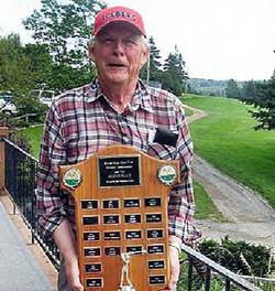 Bill Chisholm Super Senior Low Net 2012