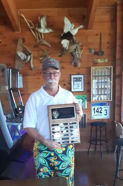 Ron McNeil River Oaks 2018 Senior Match Play  Champion