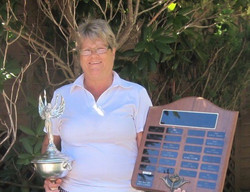 Lorna Laybolt  River Oaks Ladies Champion