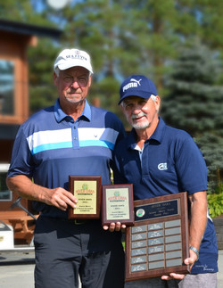 Wayne Stoddard & Lloyd Jackson
