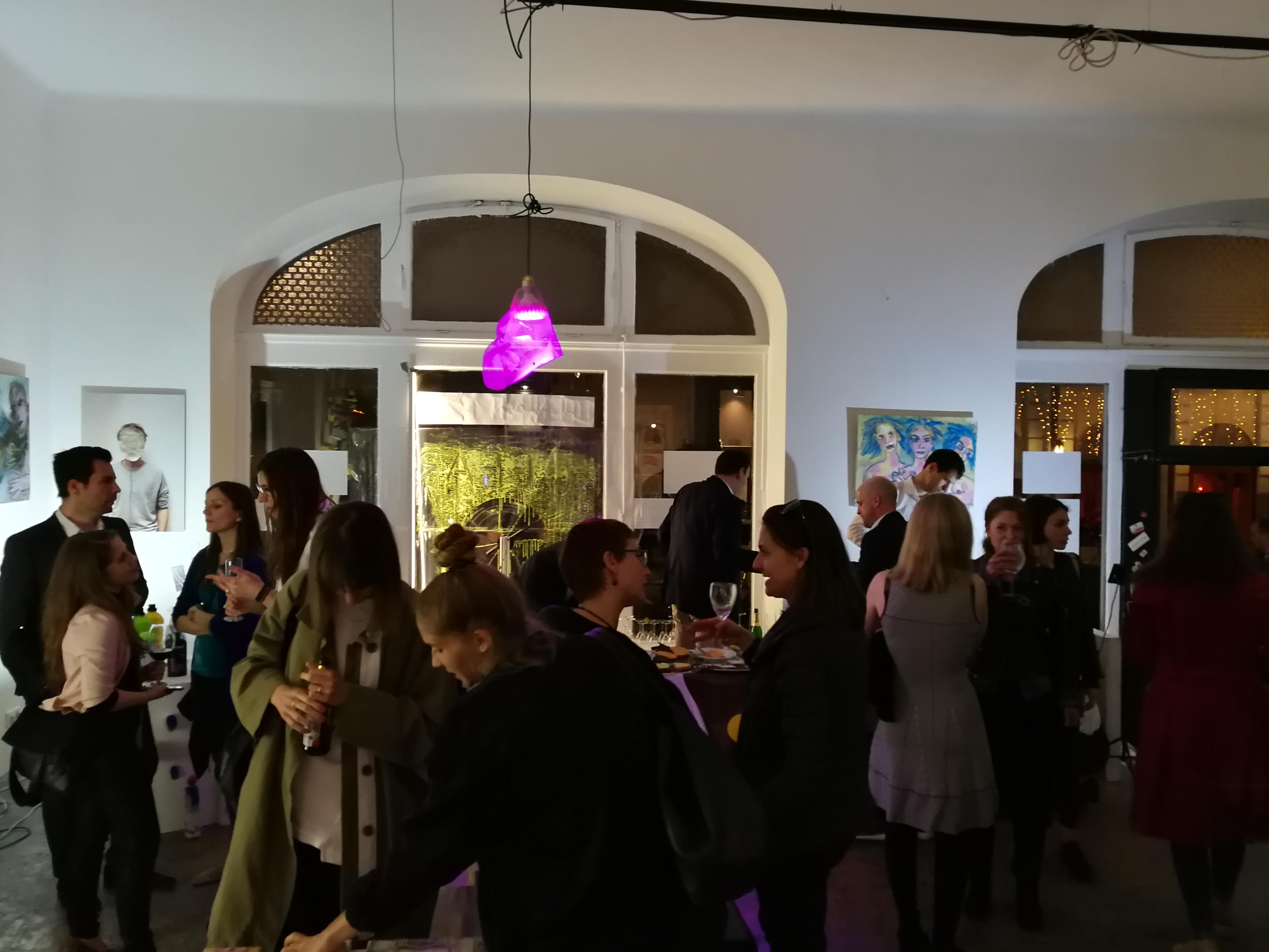 Vernissage CLEAR 2018