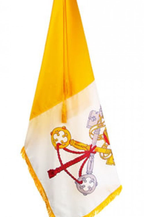 Deluxe Papal Flag Set