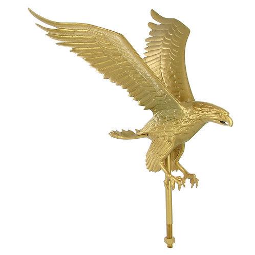 """12"""" Gold Eagle"""