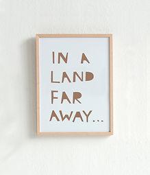 Far Away Land Poster