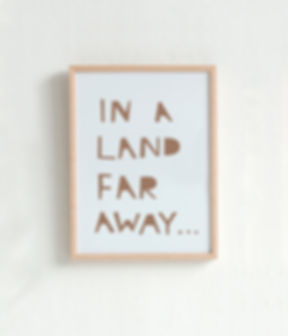Far Away Land Poster