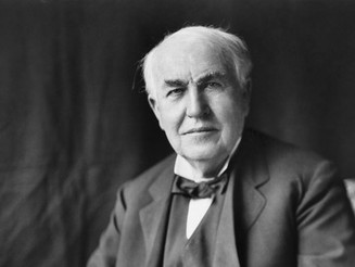 Thomas Edison e Seu Sábio Conselho