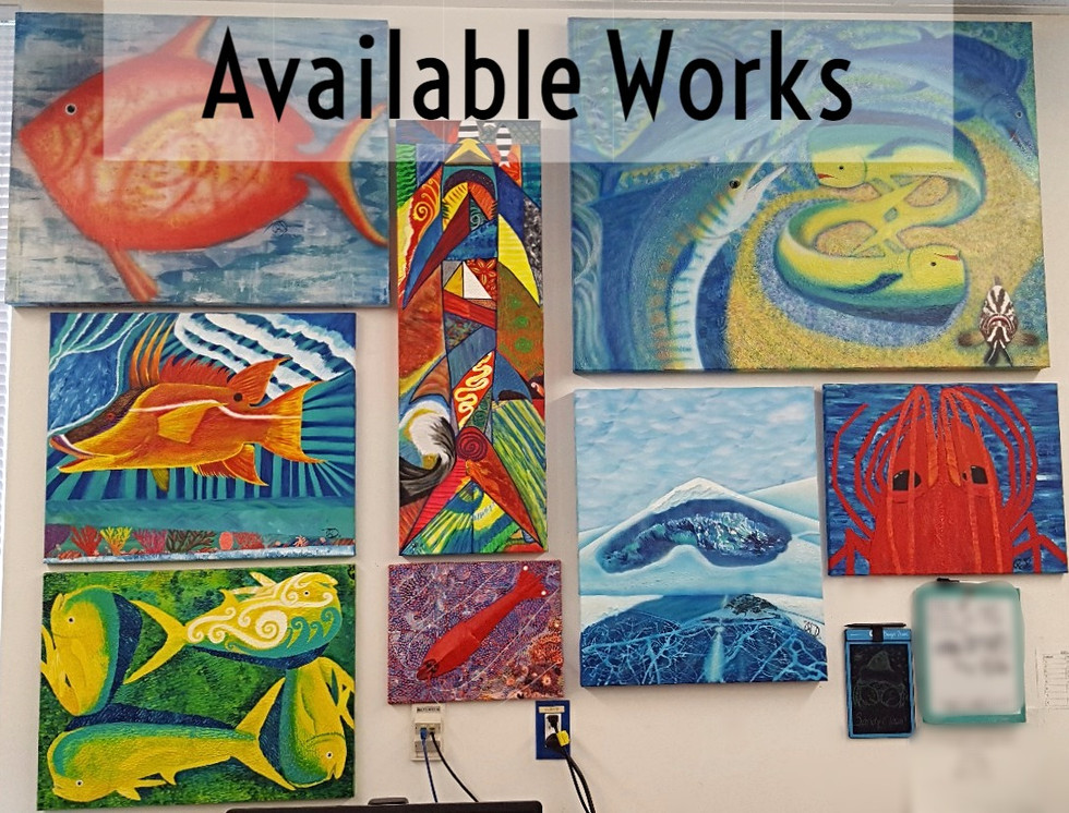 Available Artwork